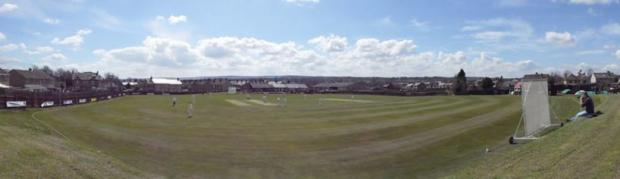 BENCH BOOST: Barnard Castle Cricket Club