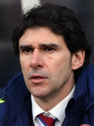 Don't mention the drought, moans Karanka