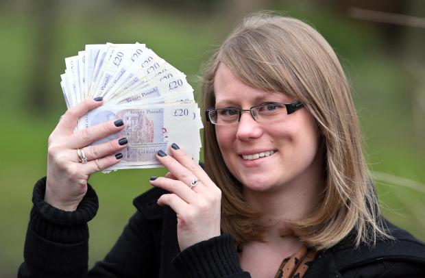 Darlington and Stockton Times: CASH PRIZE: The Northern Echo's Jenn Brown launches the monthly giveaway