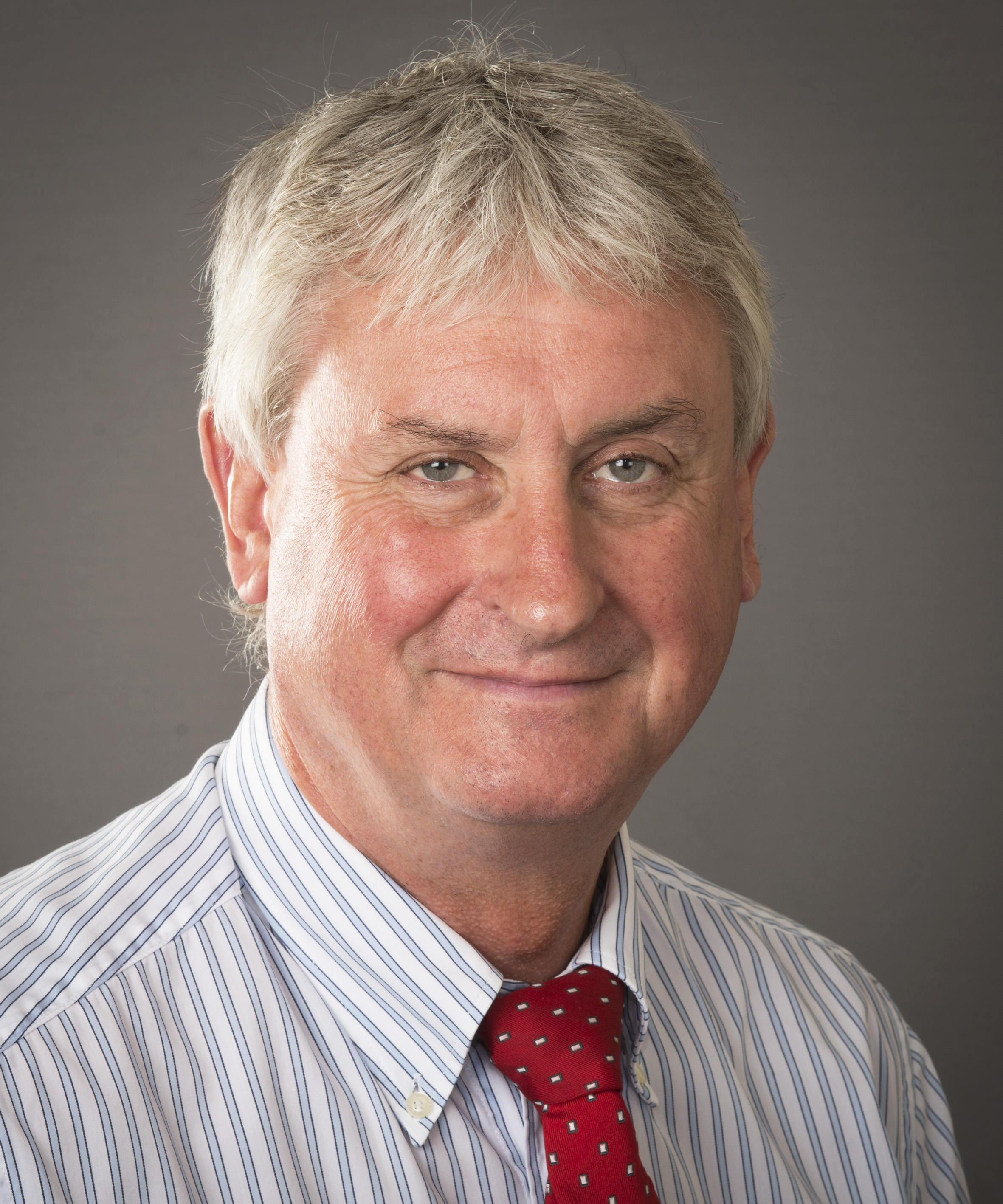 STEPPING DOWN: Henry Cronin, lay chair of Hambleton, Richmondshire and Whitby CCG.
