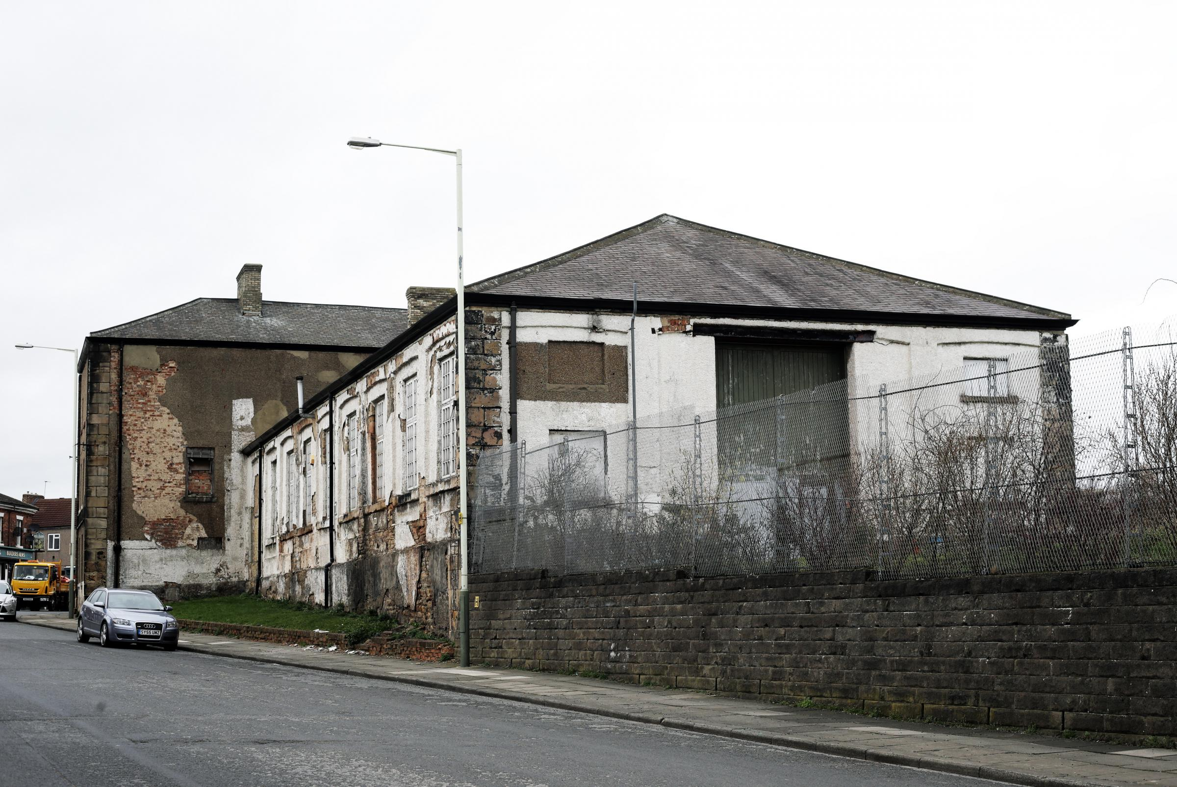 Councillors asked to approve £150,000 to repair the Hopetown Carriageworks