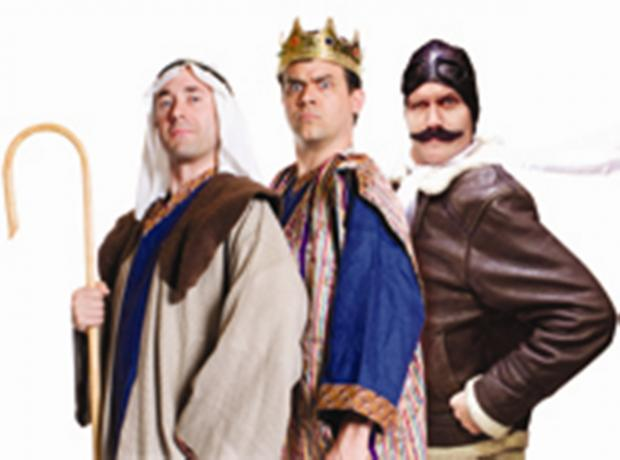 Reduced Shakespeare Company to perform in Barnard Castle for the first time
