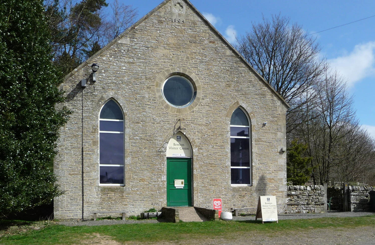 Volunteers wanted to help run Bowlees Visitor Centre in upper Teesdale