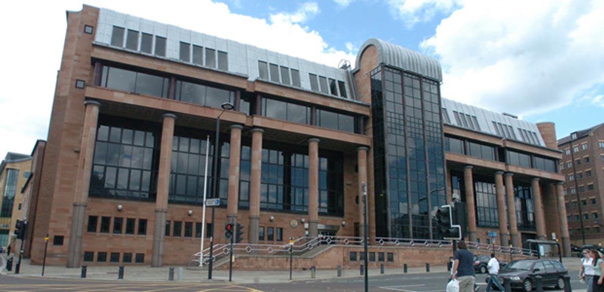 Darryl Williams admitted his crimes at Newcastle Crown Court