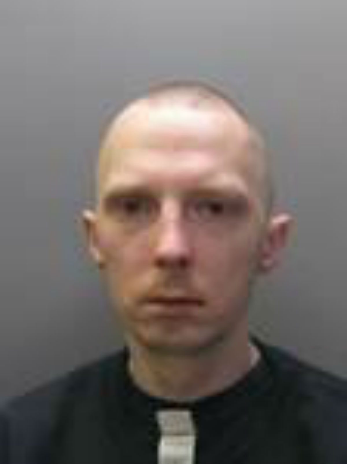 JAILED: David Harrison