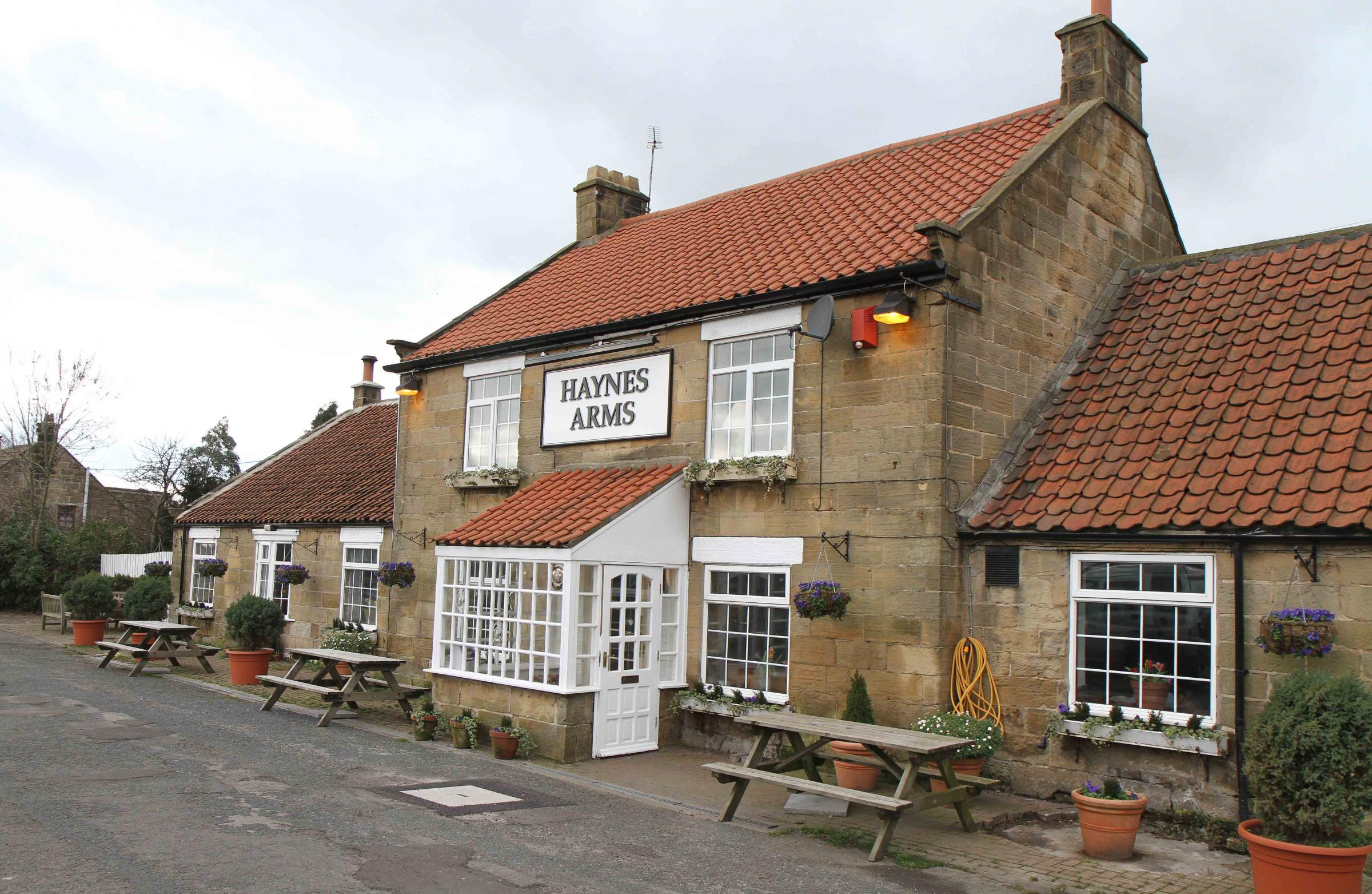 The Haynes Arms at Kirby Sigston