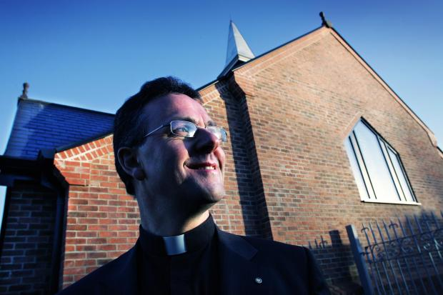 The Very Reverend Canon John Dobson, who is moving from Darlington to Ripon