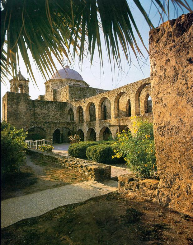 Darlington and Stockton Times: ECO-FRIENDLY: San Antonio Missions National Historical Park in Texas