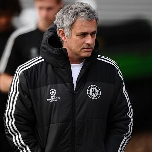 Darlington and Stockton Times: Jose Mourinho, pictured, believes Didier Drogba will return to Chelsea one day