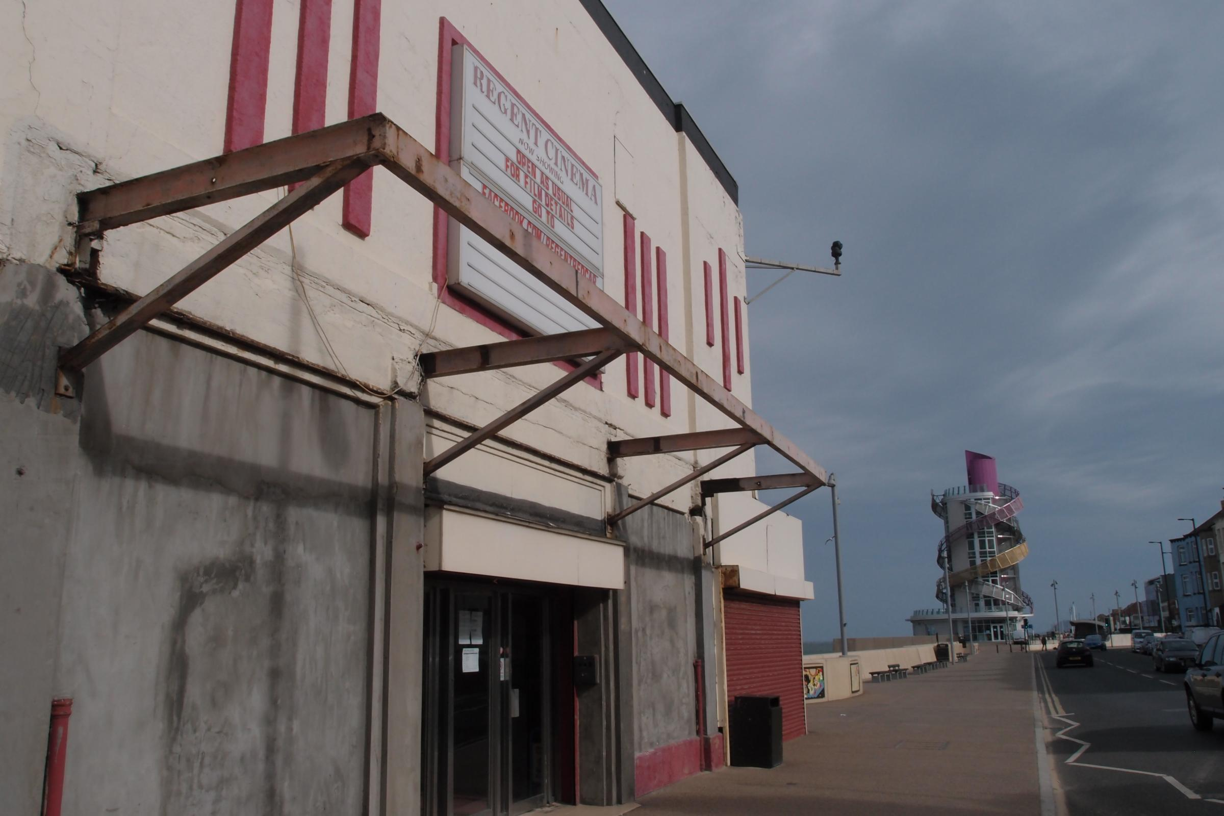 Camapign launched to protect Redcar's Regent Cinema