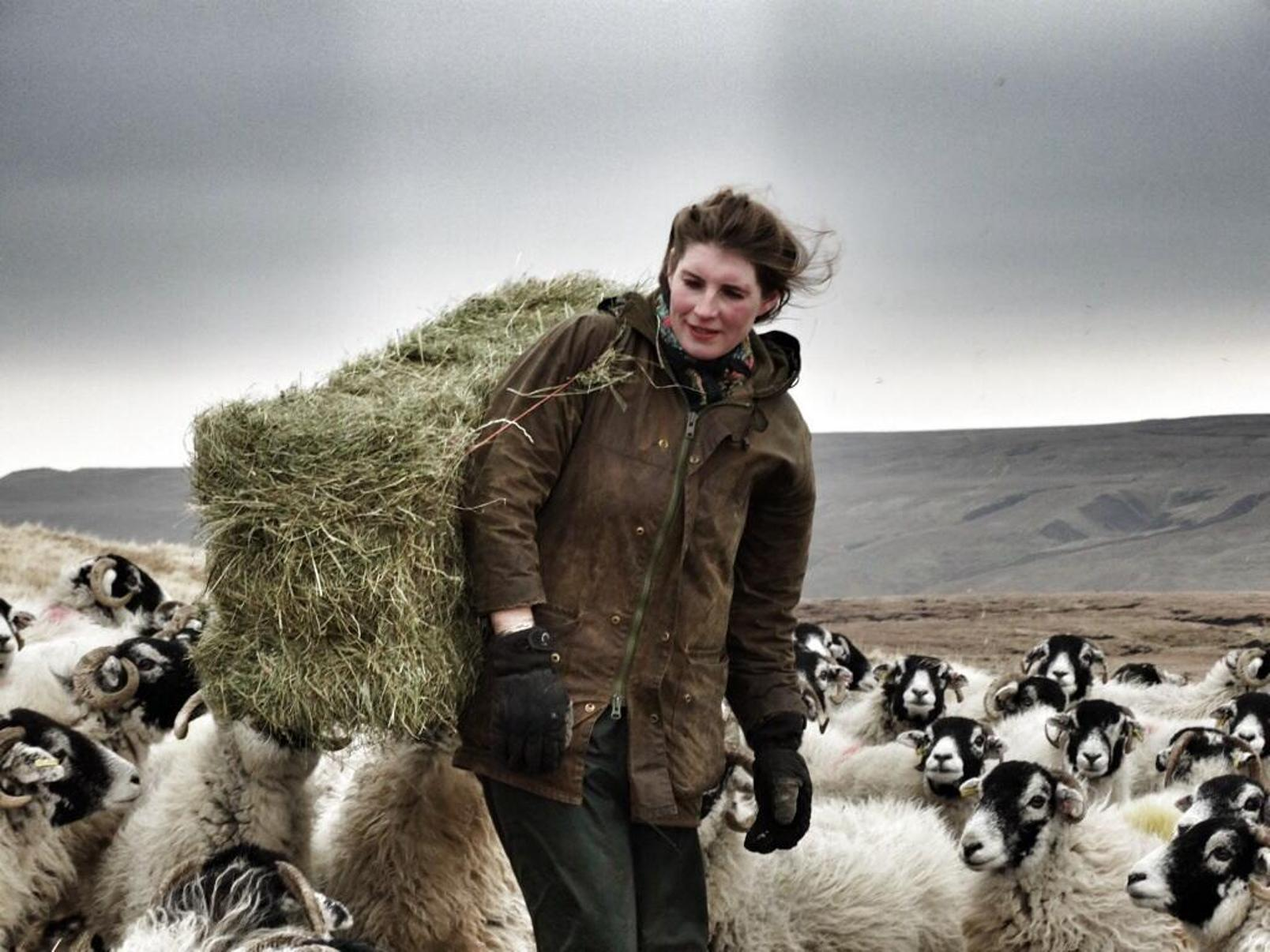 Yorkshire Shepherdess shares her stories of Dales life
