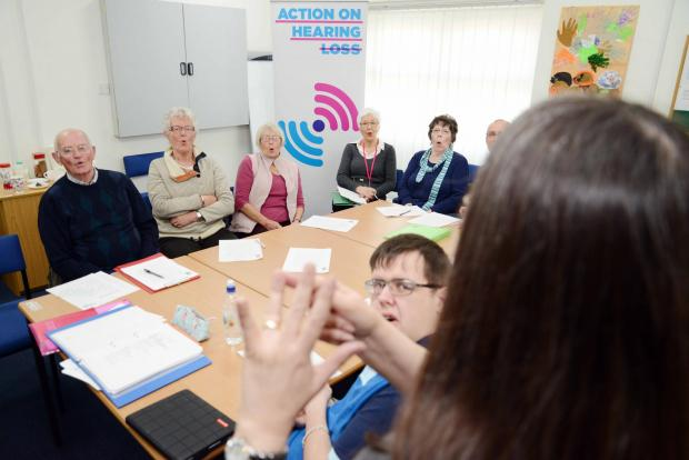 Lipreading class saved at Middlesbrough Deaf Centre