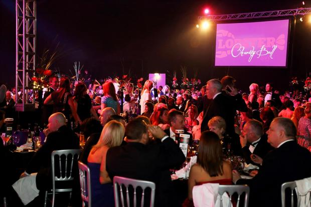 Darlington and Stockton Times: Last year, the Lobster Charity Ball raised £18,000 for Daisy Chain