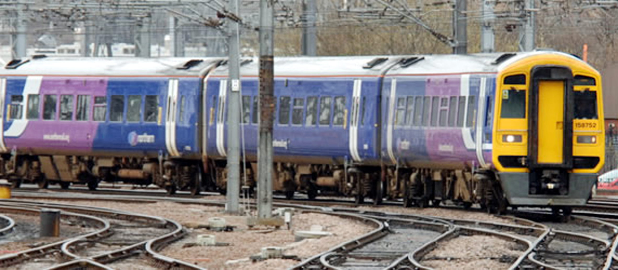 Rail strike threat as union and management clash over drivers' roles