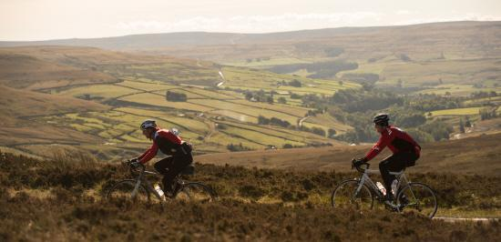 Villagers unhappy at Etape Pennines Event's road closures