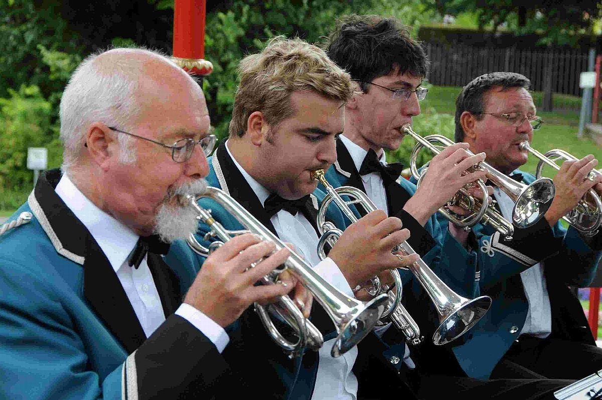 NEW MEMBERS: An Army reserve band is recruiting new members. Library image.