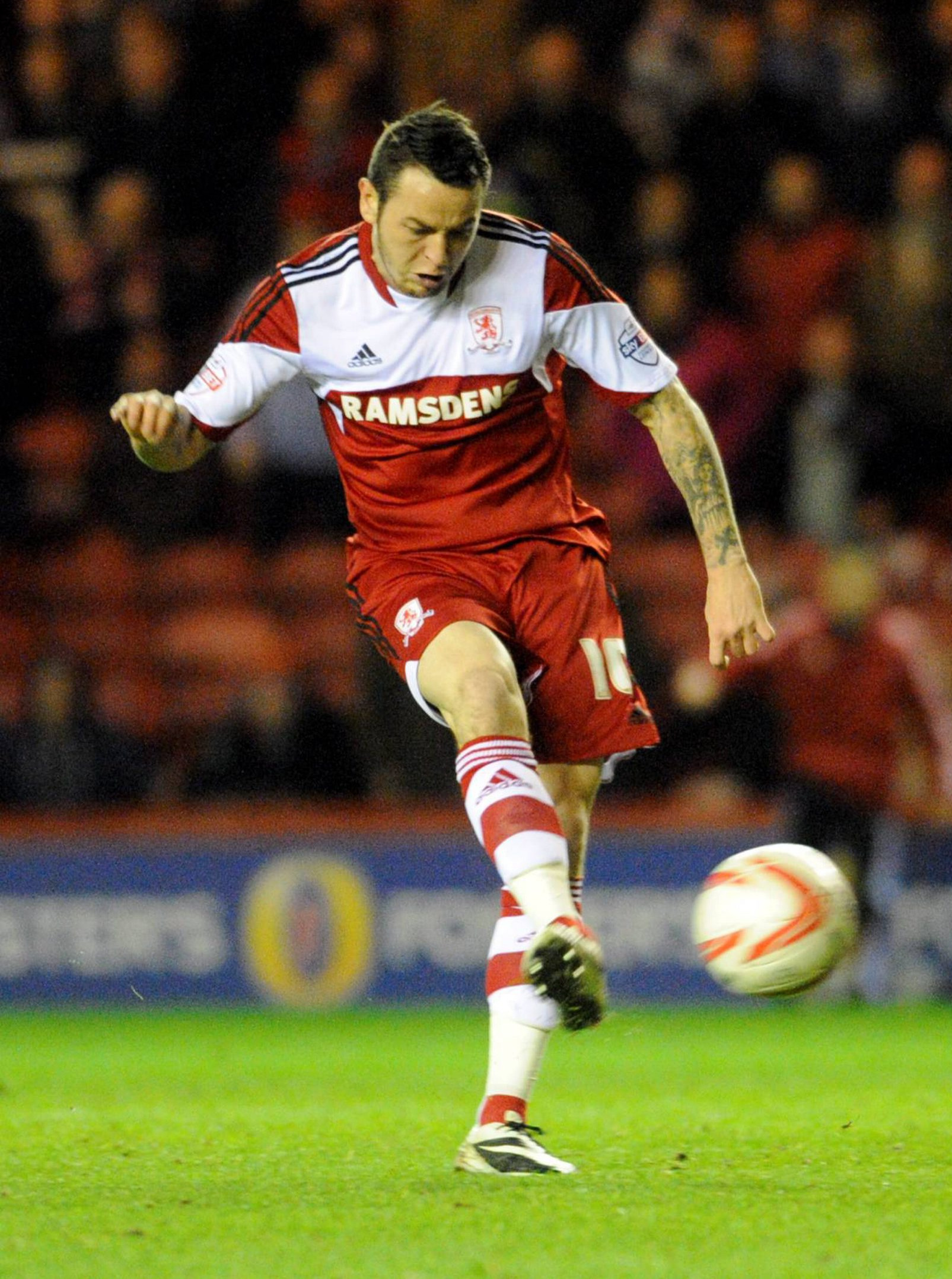 AT THE DOUBLE: Lee Tomlin