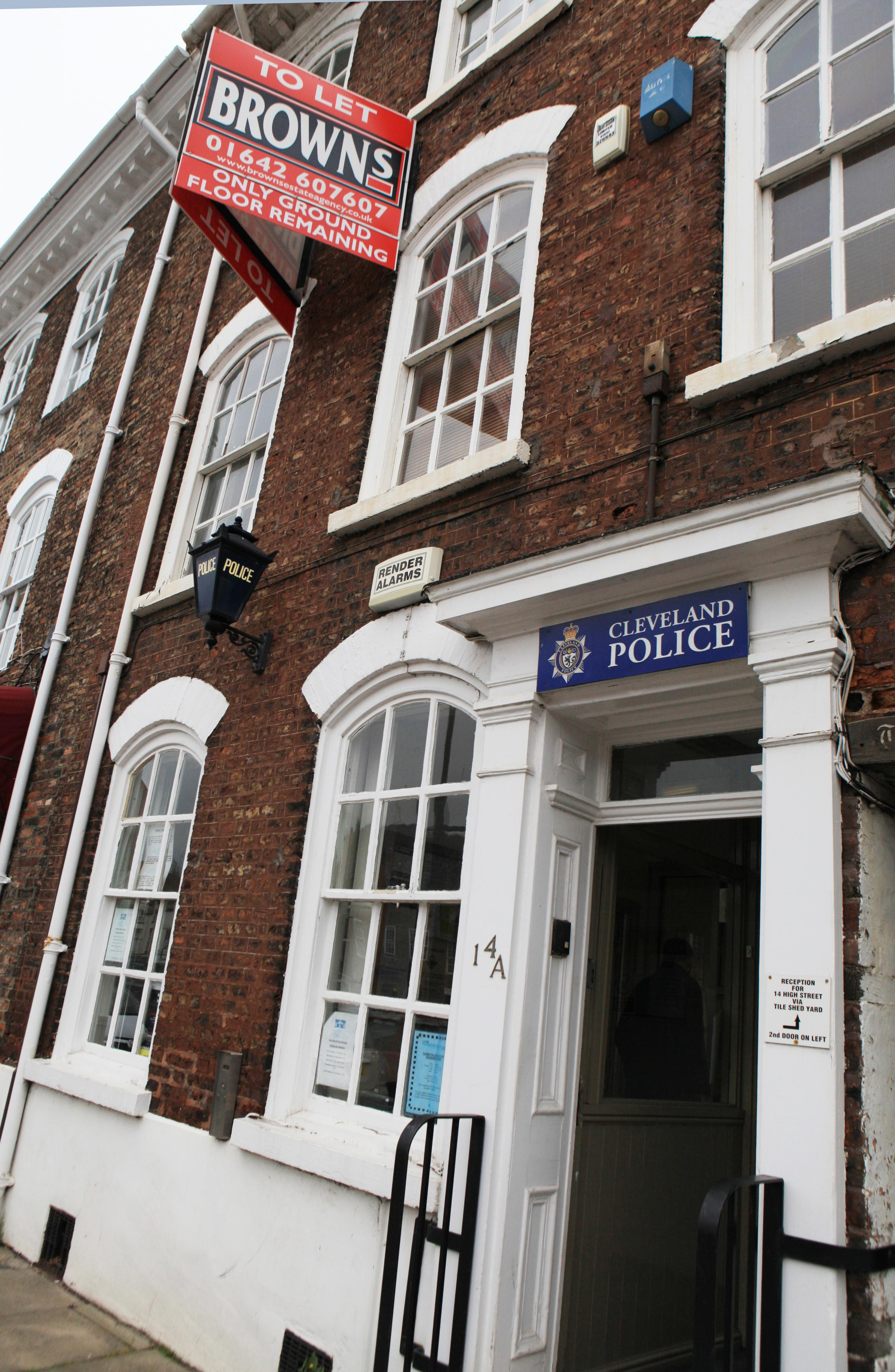 Yarm police station set to close