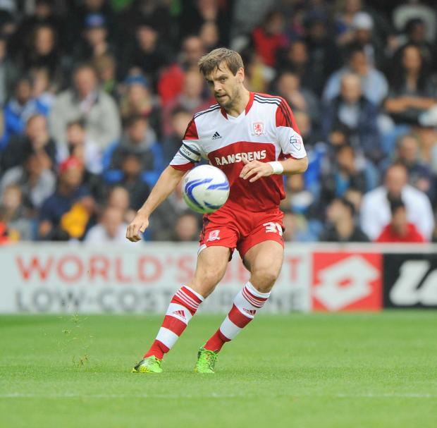 Unhappy: Jonathan Woodgate would have booed himself if he could