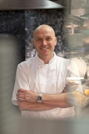 ENTERTAINING: Successful chef Simon Rimmer