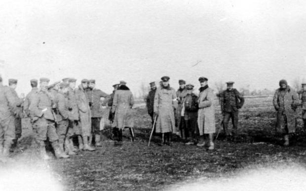 Christmas truce on the Western Front