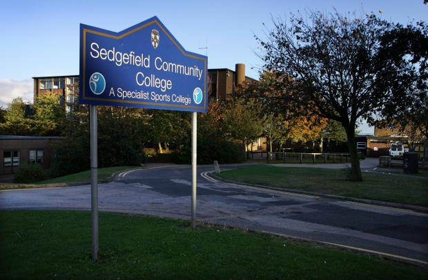 SCHOOL REUNION: Sedgefield Community College, formerly Sedgefield Comprehensive School