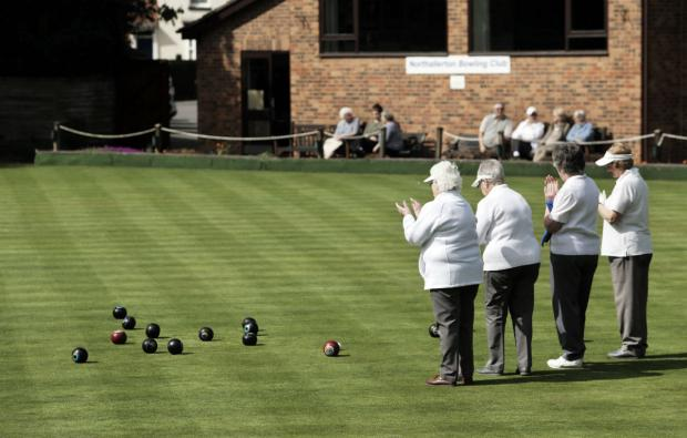Darlington and Stockton Times: Northallerton Bowling Club is encouraging more families and young people to try out the game after securing funding. Picture by Stuart Boulton