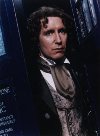Paul McGann who was the eighth incarnation of Doctor Who is appearing at the Shadow Proclamation convention in Middlesbrough this summer
