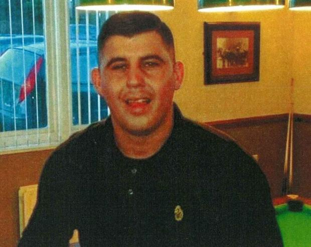 Simon Bennett of Middlesbrough who has been killed