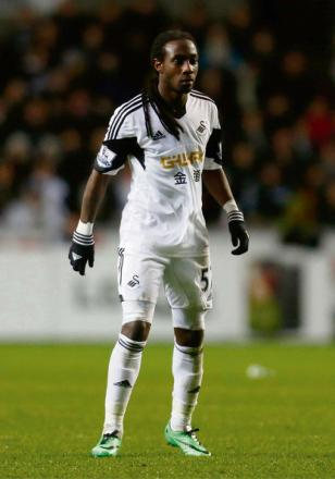 SUCCESSFUL SPELL: Marvin Emnes would like to remain at Swansea after impressing for the Premier League club in the second half of the season
