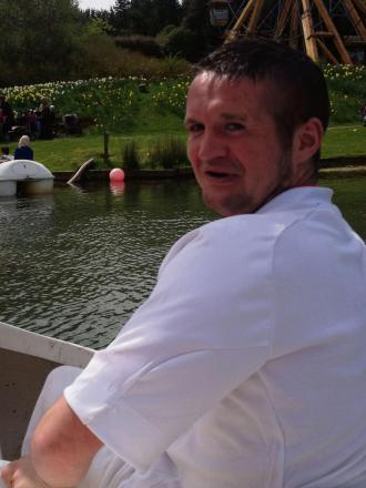 Inquest hears Stephen Finley died as a result of misadventure after being found dead under a bush.