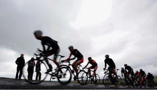 PUBLIC MEETING: Residents fear there will be much disruption caused by road closures during the Etape Pennines cycling event