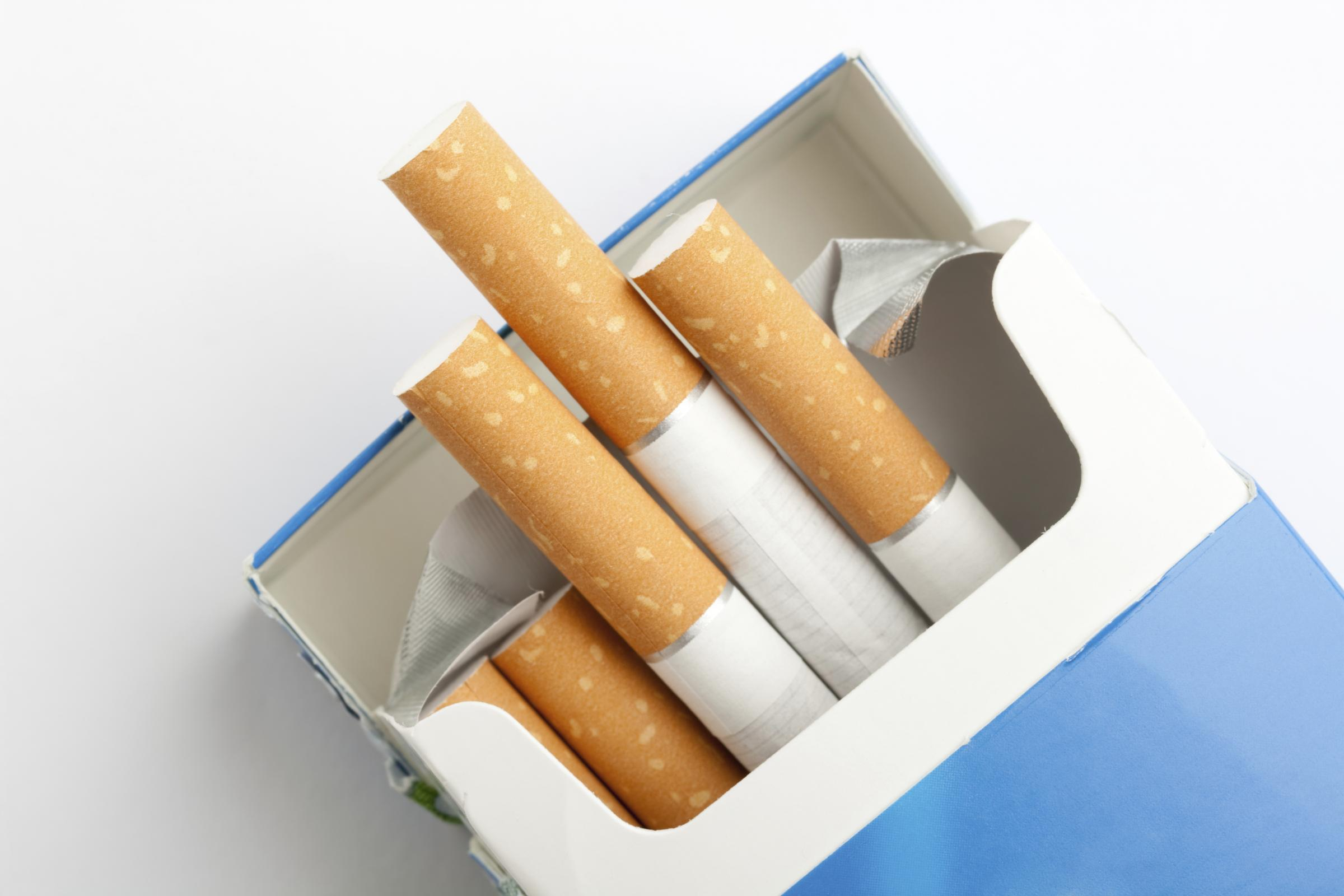 Selling illicit cigarettes led to fines