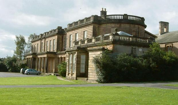 SALE ROW: Windlestone Hall, near Rushyford, County Durham, which was sold by Durham County Council