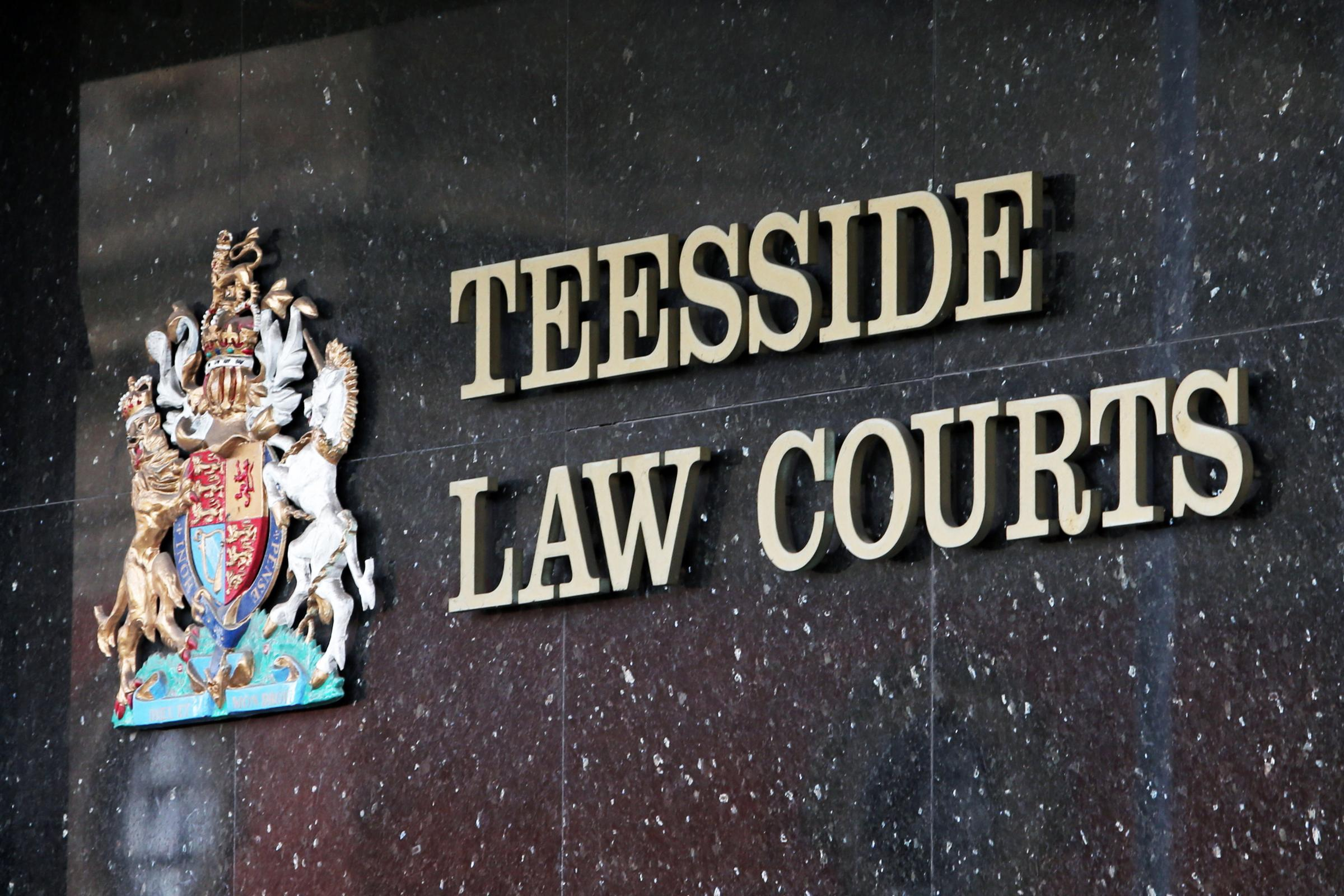 Teesside Law Courts where the inquest took place