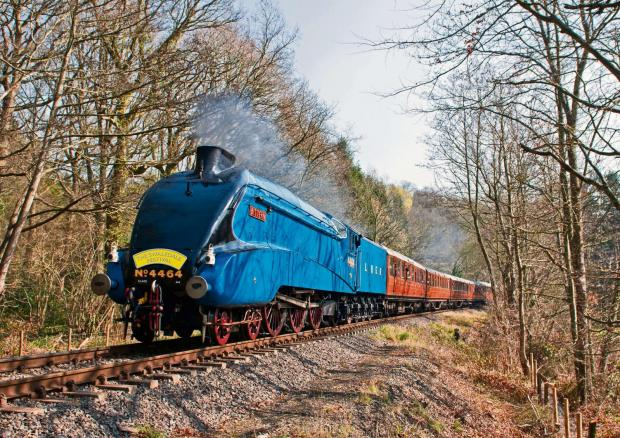 ON TRACK: Bittern to run on the Wensleydale railway