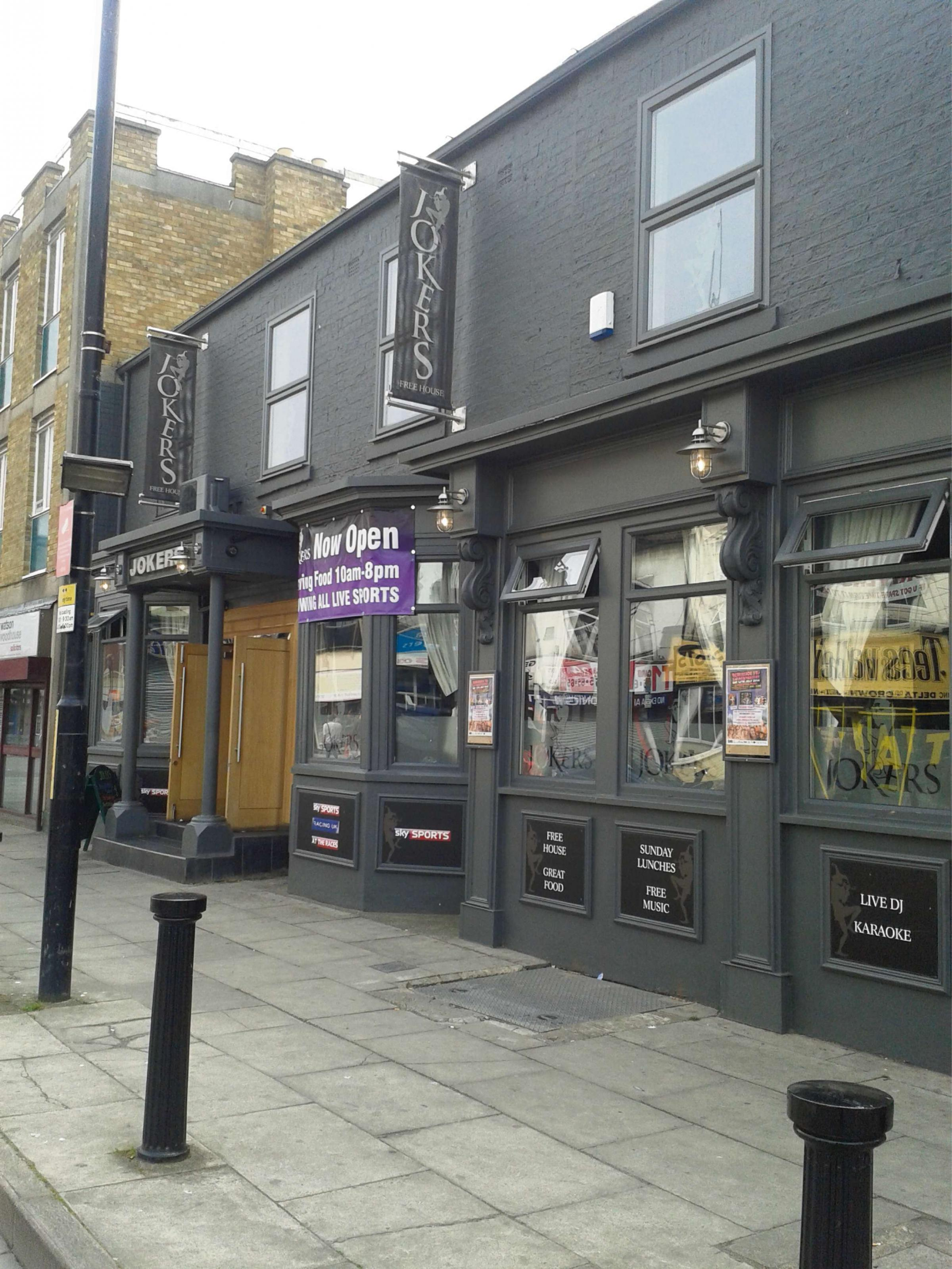 Extended opening times for Stockton's Jokers pub