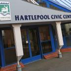 Darlington and Stockton Times: Hartlepool Civic Centre