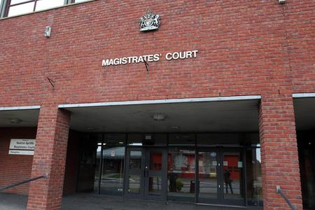 SUSPENDED SENTENCE: Newton Aycliffe Magistrates' Court,  whereThomas Honeyman admitted driving while disqualified and without insurance