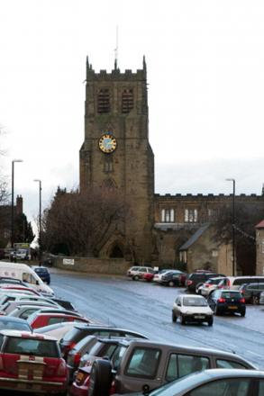 CHURCH FESTIVAL: Festival to be held at Bedale's St Gregory's Church