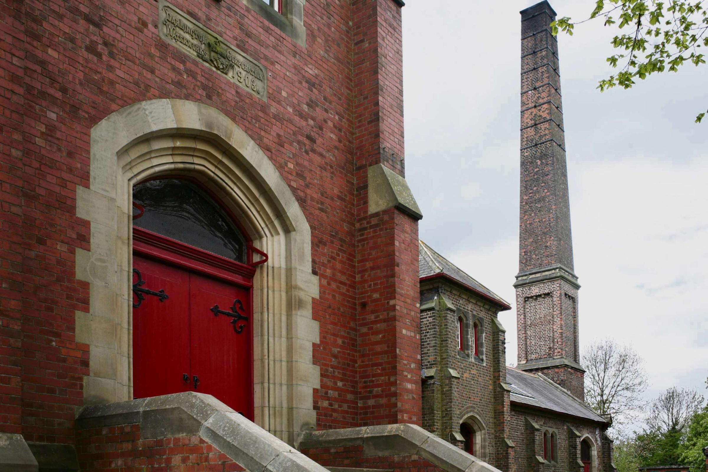 Historic Darlington pumping station closed due to safety and structural concerns