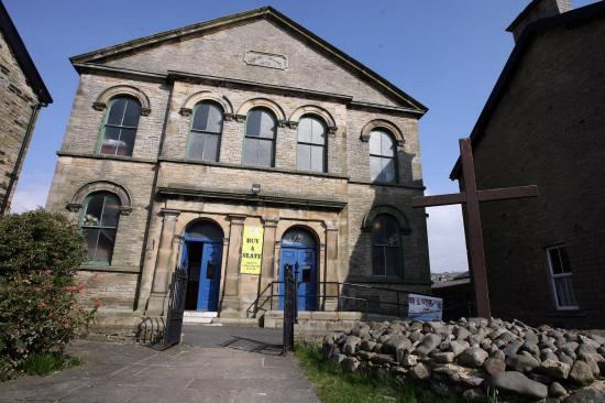 Planning permission is being sought for the refurbishment of Middleton-in-Teesdale Methodist Church