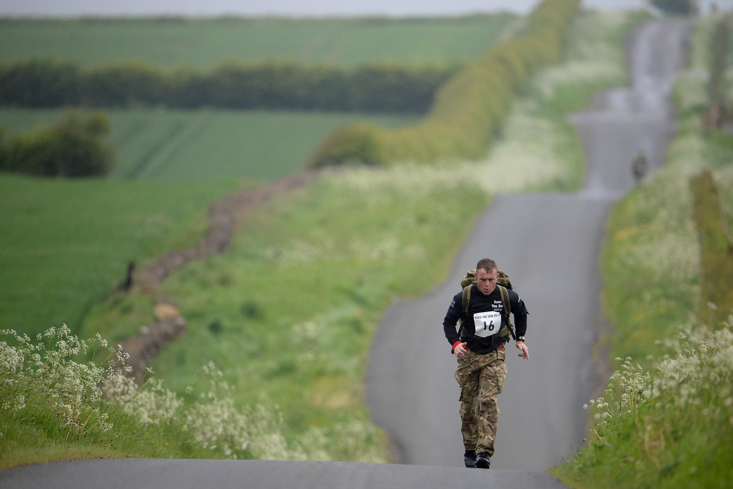 North Yorkshire's scenic spots pose gruelling military challenge