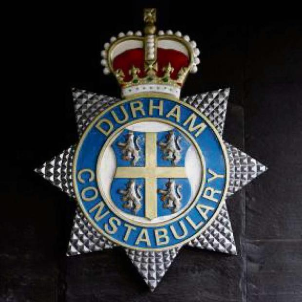 Darlington and Stockton Times: Durham Constabulary