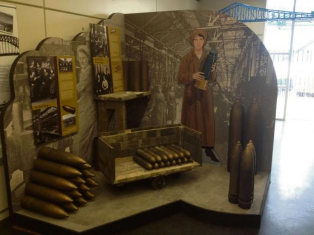 An exhibition sharing stories of the people, places and events in the Tees Valley during the First World War has opened at the Transporter bridge visitor centre.
