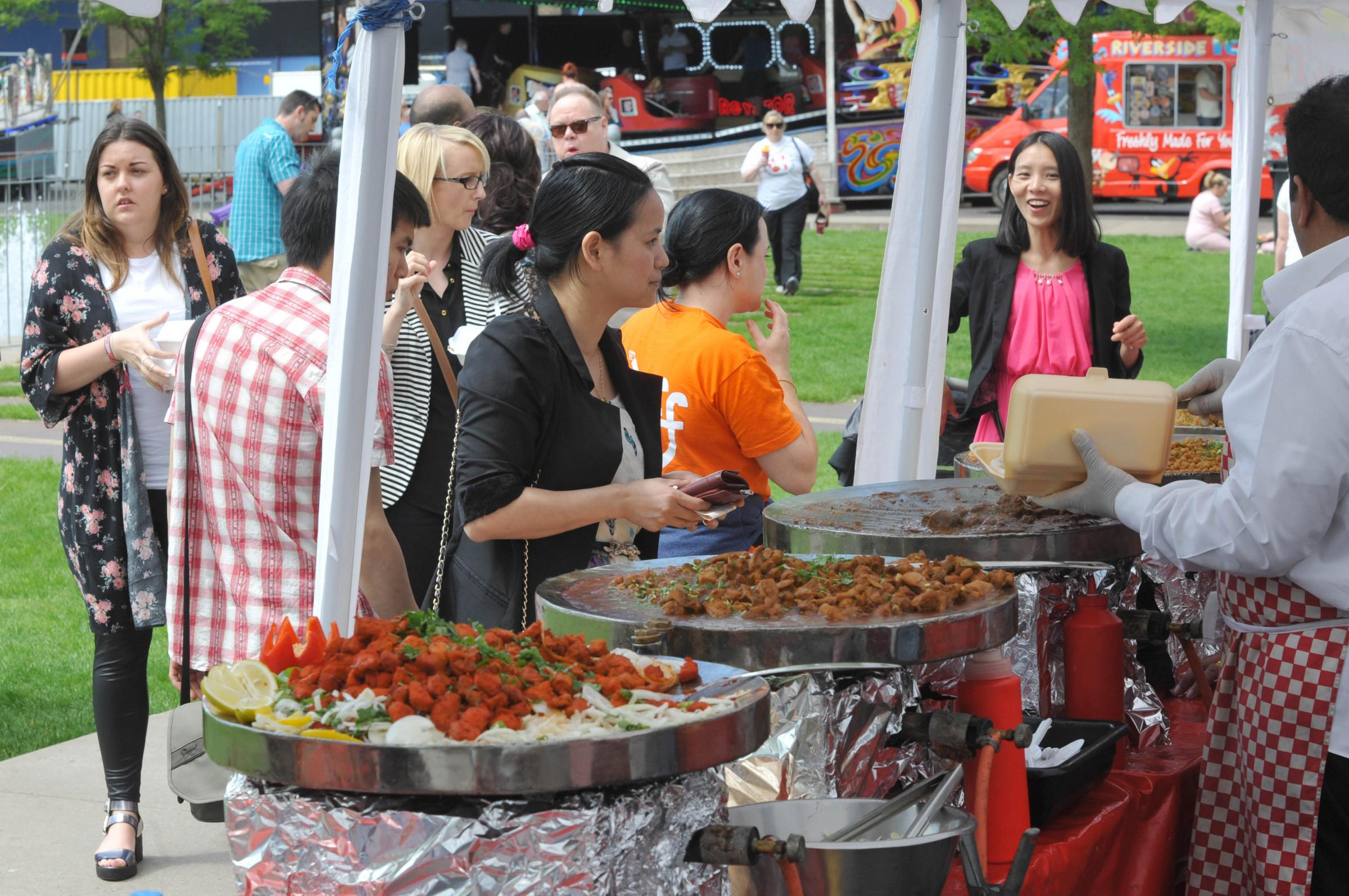 Another record-breaking year estimated at region's  biggest multi-cultural event