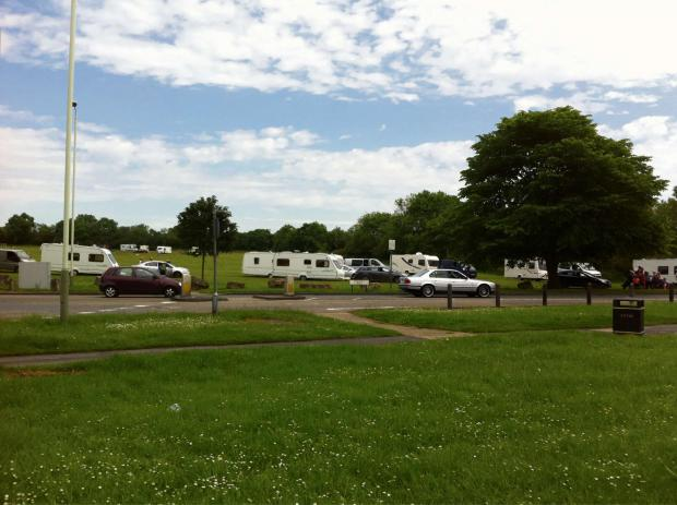 OVERSPILL SITES: Darlington Council is under pressure to provide more permanent gypsy and traveller sites in the borough