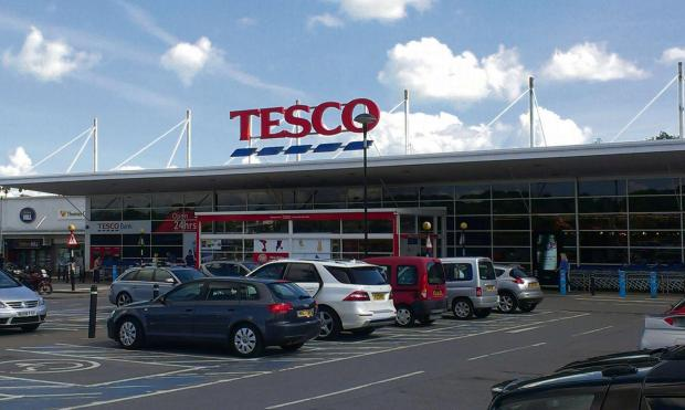 RAT PROBLEM: Tesco in Catterick Garrison was closed to deal with pests.