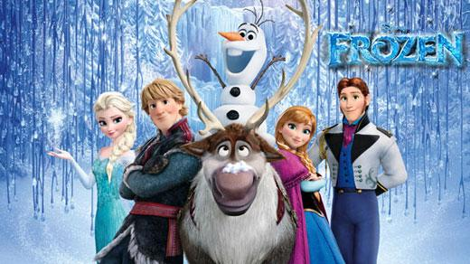 Frozen to cast chill over summer holidays
