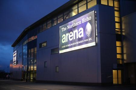HOTEL PLANS: Plans for a 68-bedroom hotel have been submitted for land next toThe Northern Echo Arena